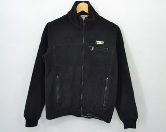 Climb High Fleece Vintage 90s Climb High Outdoor Gear Sweater Climb High Zipper Jacket Made In USA Activewear Size L
