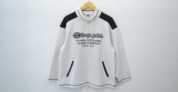 Champion Sweater Vintage Champion Pullover 90s Cha