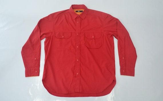 Stussy Shirt Vintage Stussy Button Shirt Vintage 1