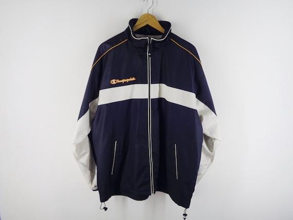 Champion Jacket Vintage Size Jaspo O Champion Wind