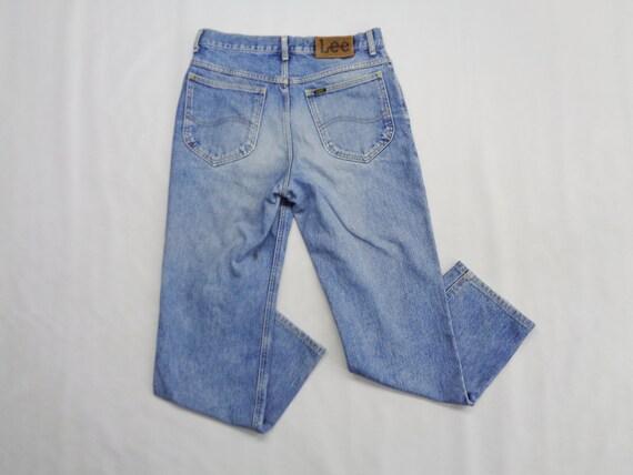 Lee Jeans Distressed Vintage Size 30 Lee Riders De