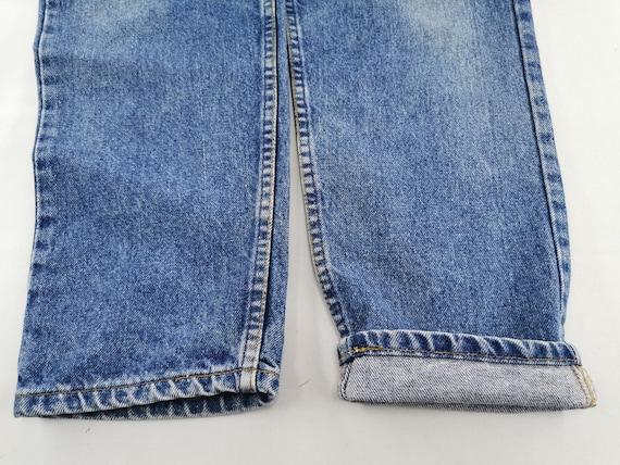 Levis 610-0217 Jeans Distressed Vintage Size 34 L… - image 9