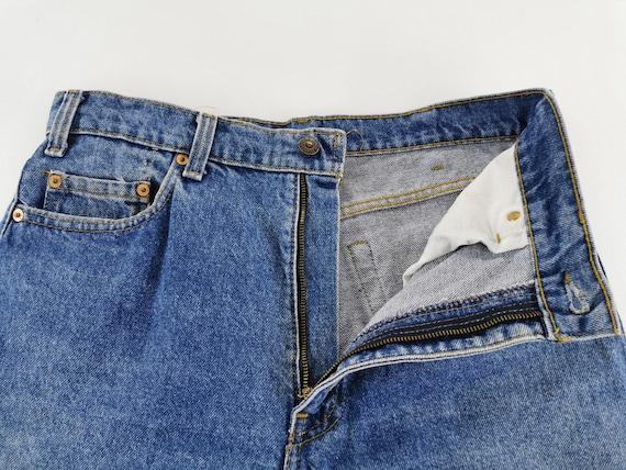Levis 610-0217 Jeans Distressed Vintage Size 34 L… - image 7