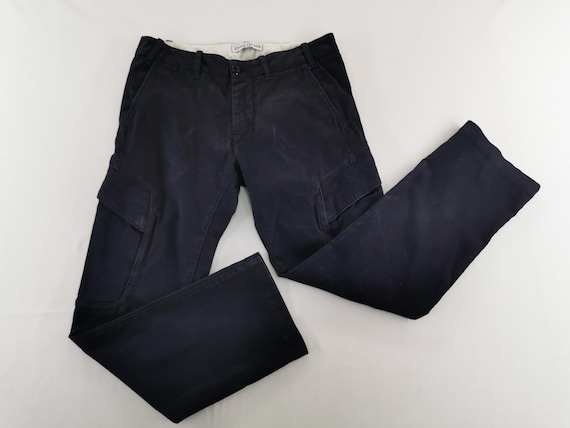 Stone Island Pants Vintage Stone Island Cargo Pant