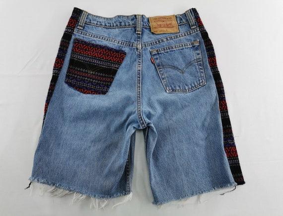 Levis 512 Pants Distressed Vintage Levis 512 Jeans