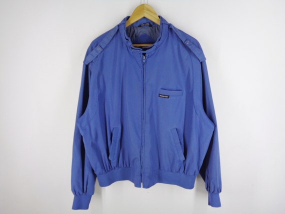 Members Only Jacket Vintage Members Only Racer Jac