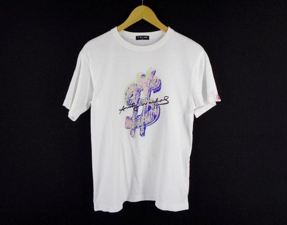 Andy Warhol Shirt Andy Warhol T Shirt Andy Warhol