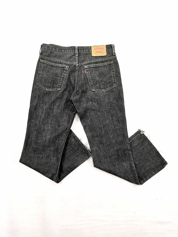 Levis 517 Jeans Distressed Size 32 Levis 517 Denim