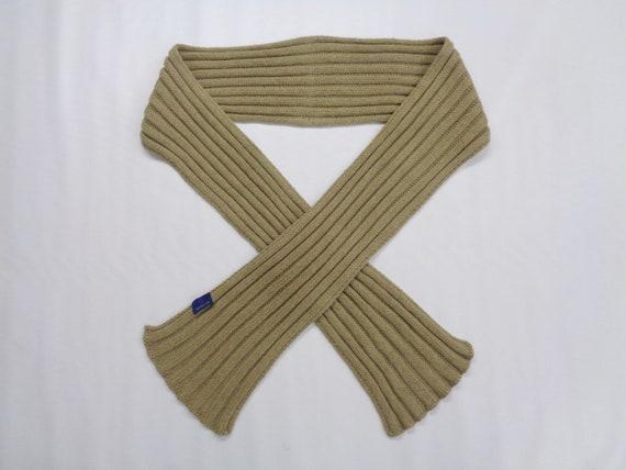 Moncler Scarf Vintage Moncler Wool Muffler Vintage