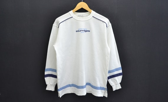 Courreges Sweatshirt Vintage Size 11 Courreges Pul