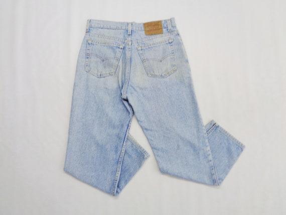 Levis Jeans Distressed Vintage Size 32 Levis 610 D