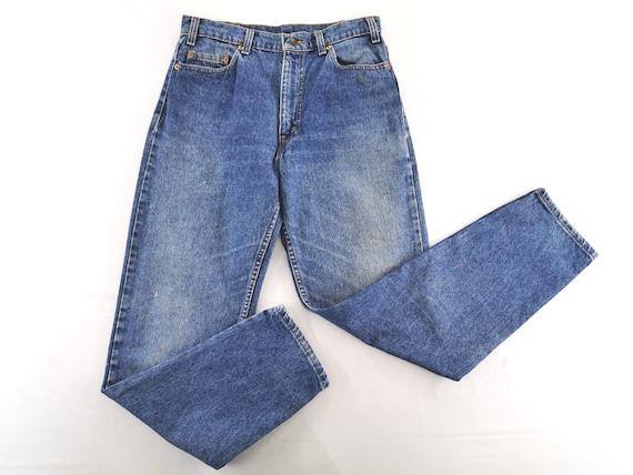 Levis 610-0217 Jeans Distressed Vintage Size 34 L… - image 2