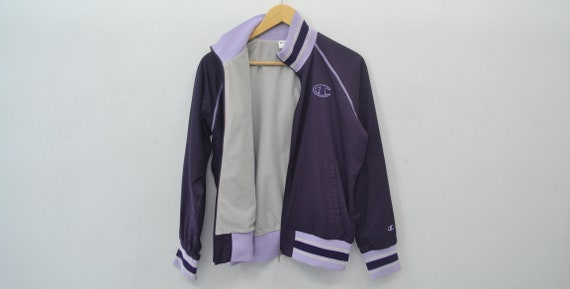 Champion Jacket Champion Windbreaker Champion Athl