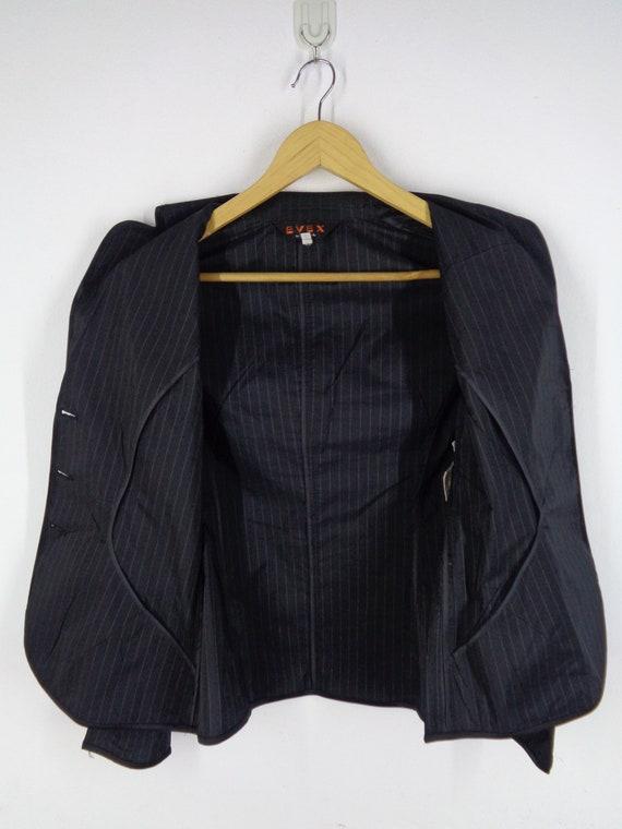Krizia Jacket Vintage Size 40 Krizia Blazer Vinta… - image 4
