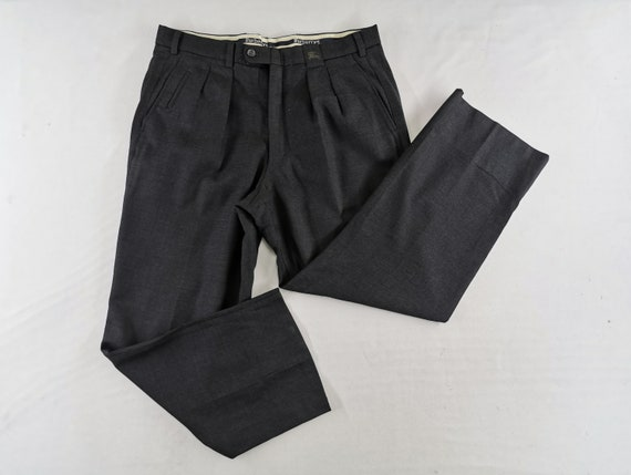 Burberrys Pants Vintage Burberrys Casual Pants Vin