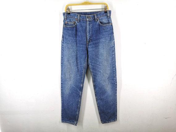 Levis 610-0217 Jeans Distressed Vintage Size 34 L… - image 4
