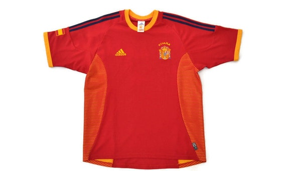 Spain Jersey Spain Football Shirt Adidas Spain Hom