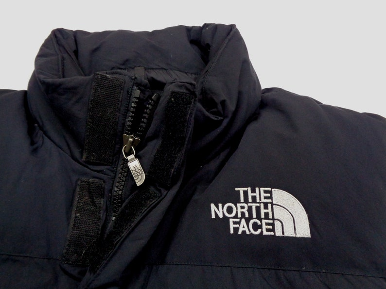 748bbb841 The North Face Jacket Vintage 90's The North Face Vest Puffer Jacket TNF  Goose Down Sleeveless Jacket Winter Jacket Activewear Men's Size L