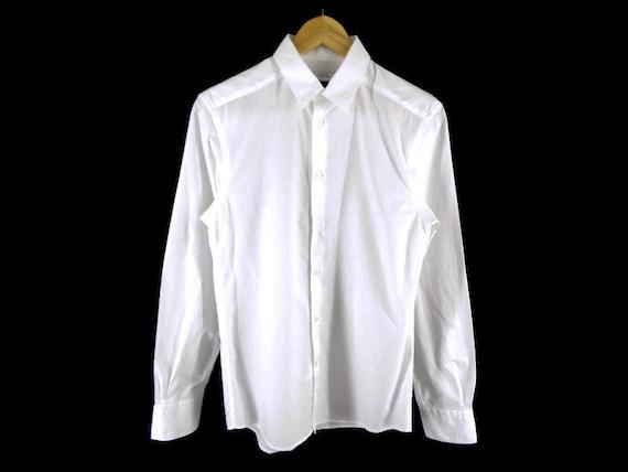 Gianni Versace Shirt Size 38 Gianni Versace Button