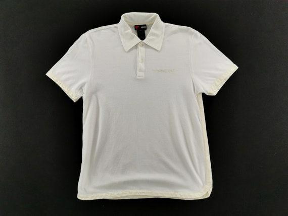 Versace Shirt Vintage Versace Polo Shirt Vintage V