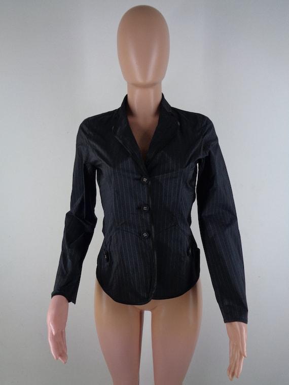 Krizia Jacket Vintage Size 40 Krizia Blazer Vinta… - image 2