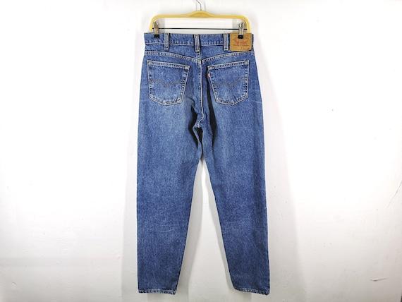 Levis 610-0217 Jeans Distressed Vintage Size 34 L… - image 5