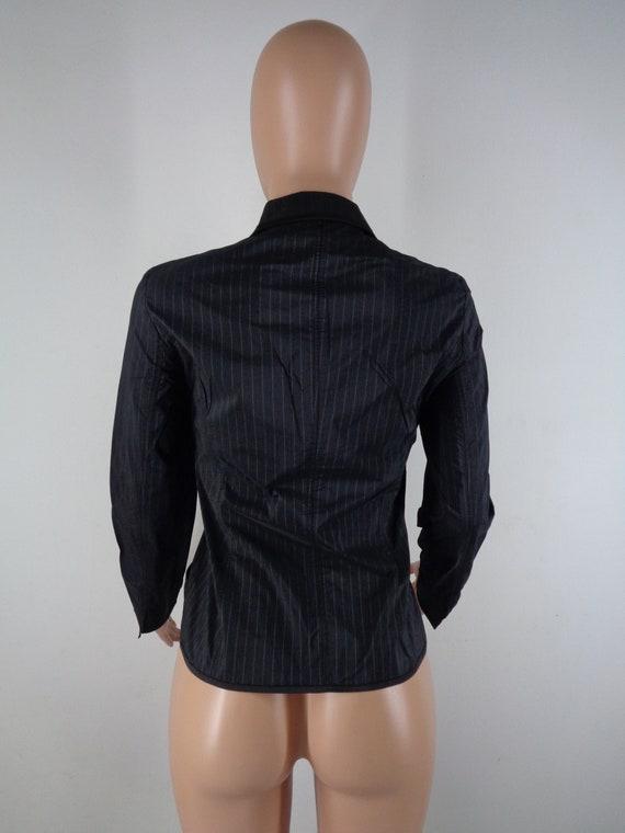 Krizia Jacket Vintage Size 40 Krizia Blazer Vinta… - image 3