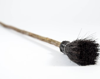 Ebru Marbling Brush - Rosewood & Bamboo Scatters