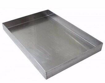 Ebru Marbling Trays - Steel