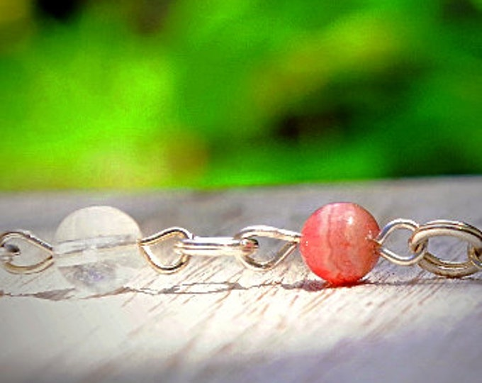 Custom Creation Bracelet - Crystal Guidance, a Crystal Guidance is a gift you give yourself