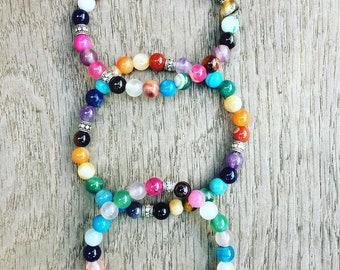 Colorful Colors Friendship Bracelet, Multicolor Girl Bracelet,