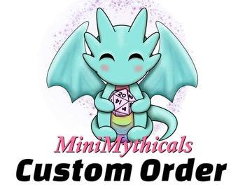 Custom Order - Single Sculpture