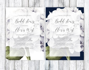 floral bridal shower invitation white bridal shower template bridal shower printable vintage bridal shower bridal shower pdf wedding