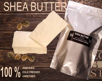 Shea Butter BIG SIZE, RAW, Cold pressed, unrefined, lotion, moisturizing, unrefined, pure, eco, raw shea butter, body butter, skin care,