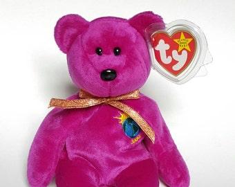051f3bb32ff TY Beanie Baby MILLENNIUM