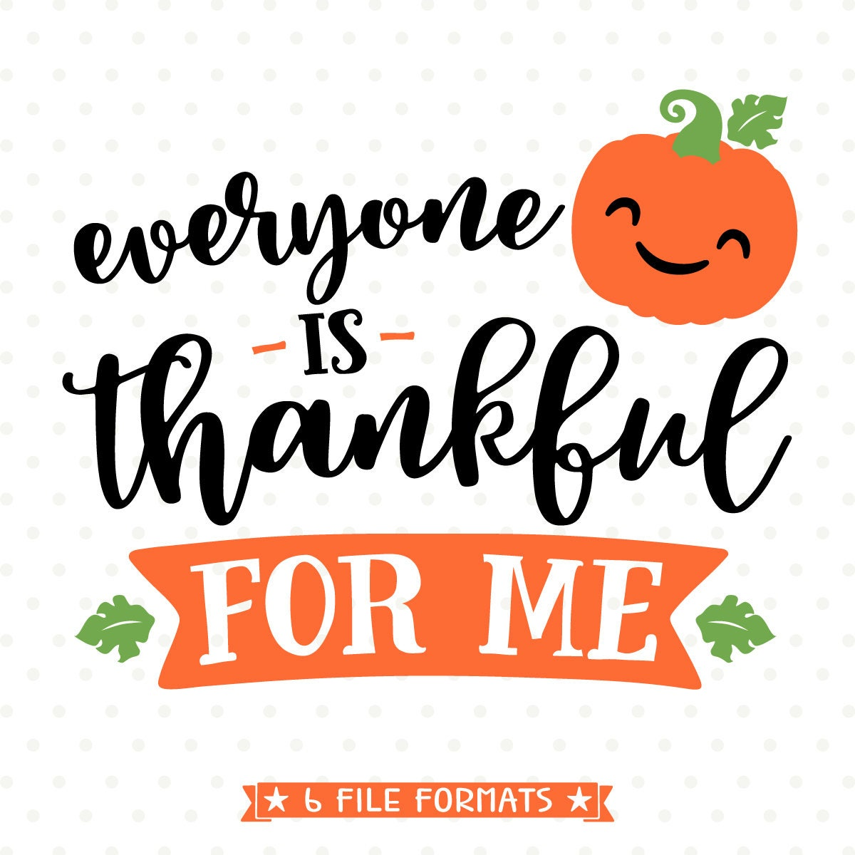 Download 1st Thanksgiving SVG Thanksgiving Day SVG Everyone is | Etsy