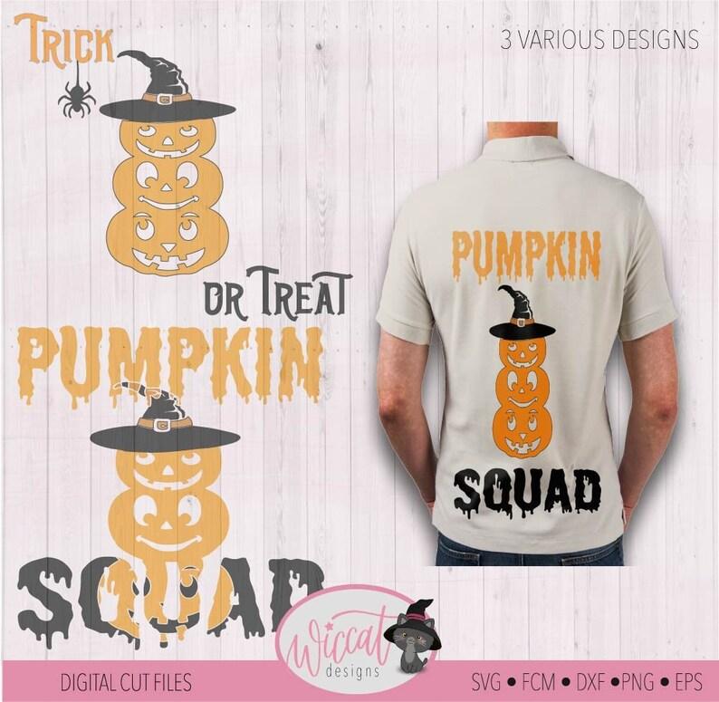 Download Pumpkin Svg, Halloween Svg, Squad Svg, Halloween Team Svg, Men Svg Crafter Files