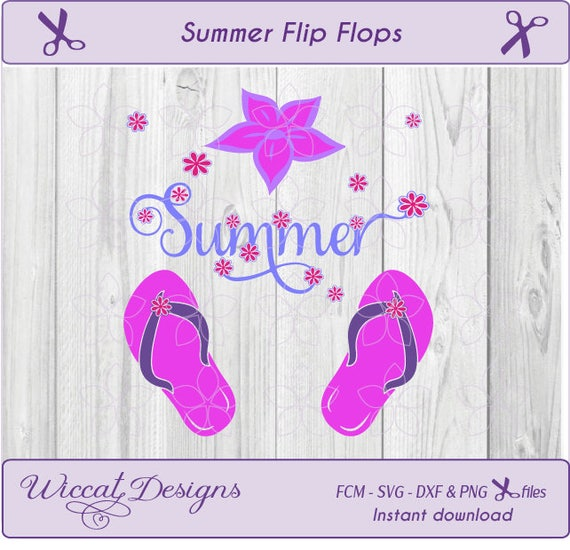 1148cb7d27803 Summer svg beach svg flip flops svg girls svg holiday svg