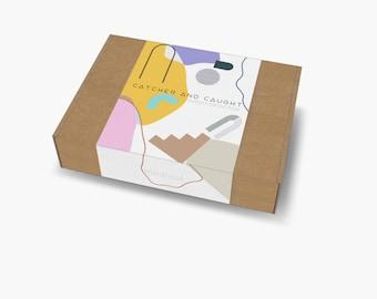 Jewellery Subscription Box: Mini studs