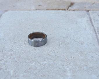 Tungsten/Wood CTR Ring