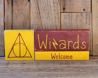 Wizards Welcome