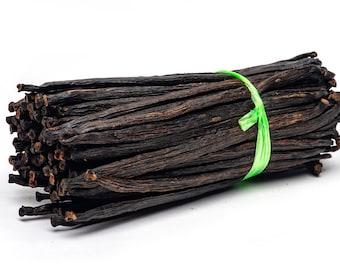 Extract Grade Vanilla Beans | Grade B Vanilla Beans For Making Vanilla Extract