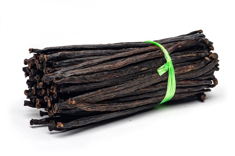 Vanilla Beans  Grade B Vanilla For Extraction 1 lb vanilla beans