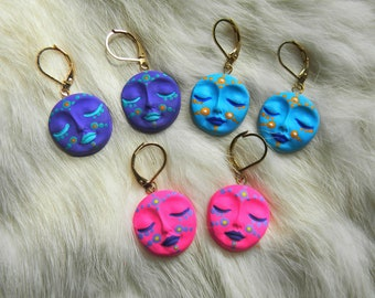 Apollo Earrings: Made to Order