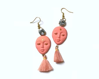 Soul Sister Tassle Earrings