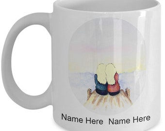 Best friend mug   Etsy