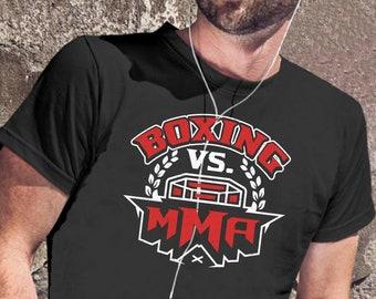 Boxing Shirt, MMA Shirt, Boxing Fan Shirt, Sport Fan Shirt, MMA Player Shirt, Boxer Shirt, MMA Gifts, Boxing Gifts, Gifts for Boxers