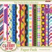 Alycia Smith reviewed The Trolla Bolla Scrapbooking Paper collection