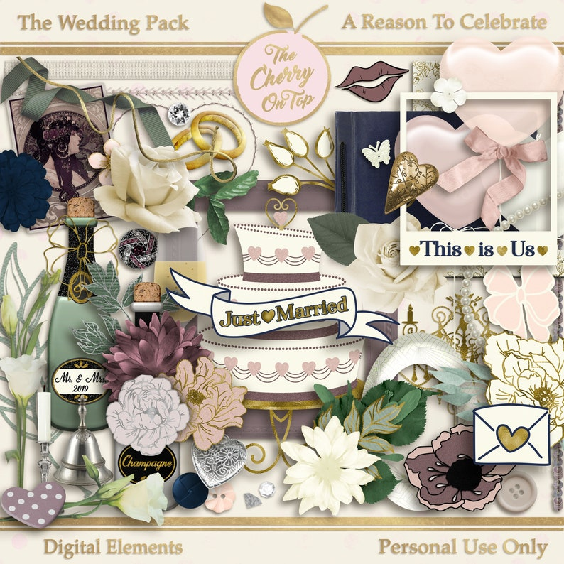 A Reason To Celebrate The Wedding Pack image 0