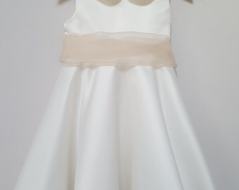 377752599b8 Adele Flowergirl dress